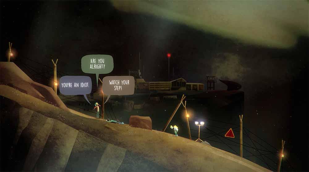 Tải game OXENFREE cho iOS miễn phí