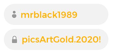 Tài khoản Picsart Gold miễn phí mới nhất