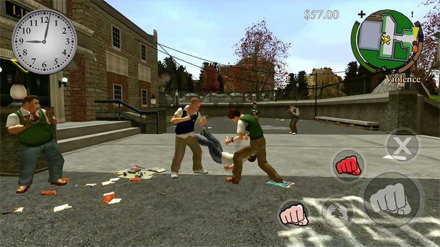 Tải game Bully Anniversary Edition cho iOS