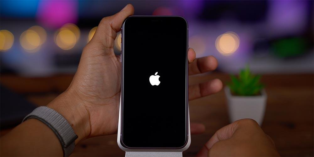 Cách bật nguồn trên iPhone 11